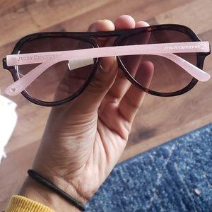 Brand new Juicy Couture aviator sunglasses